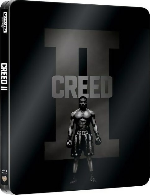 Creed 2 (SteelBook)(4K Ultra HD Blu-ray)(Pre-order / Mar 5)