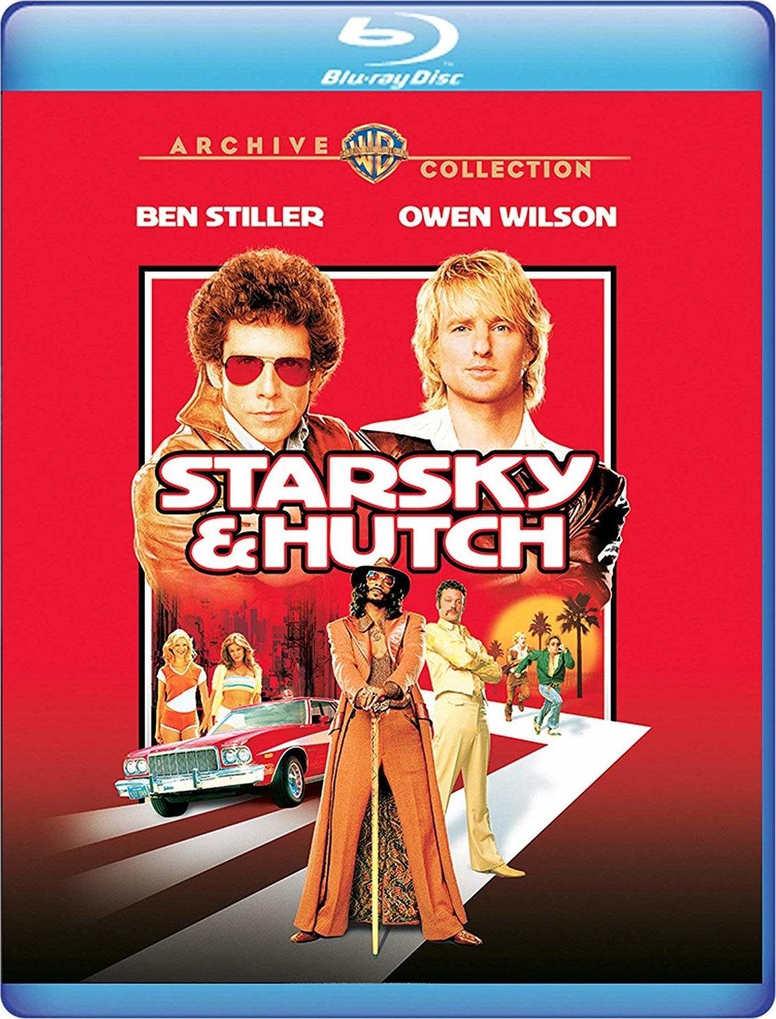 Starsky & Hutch (Warner Archive Collection)(Blu-ray)(Region Free)