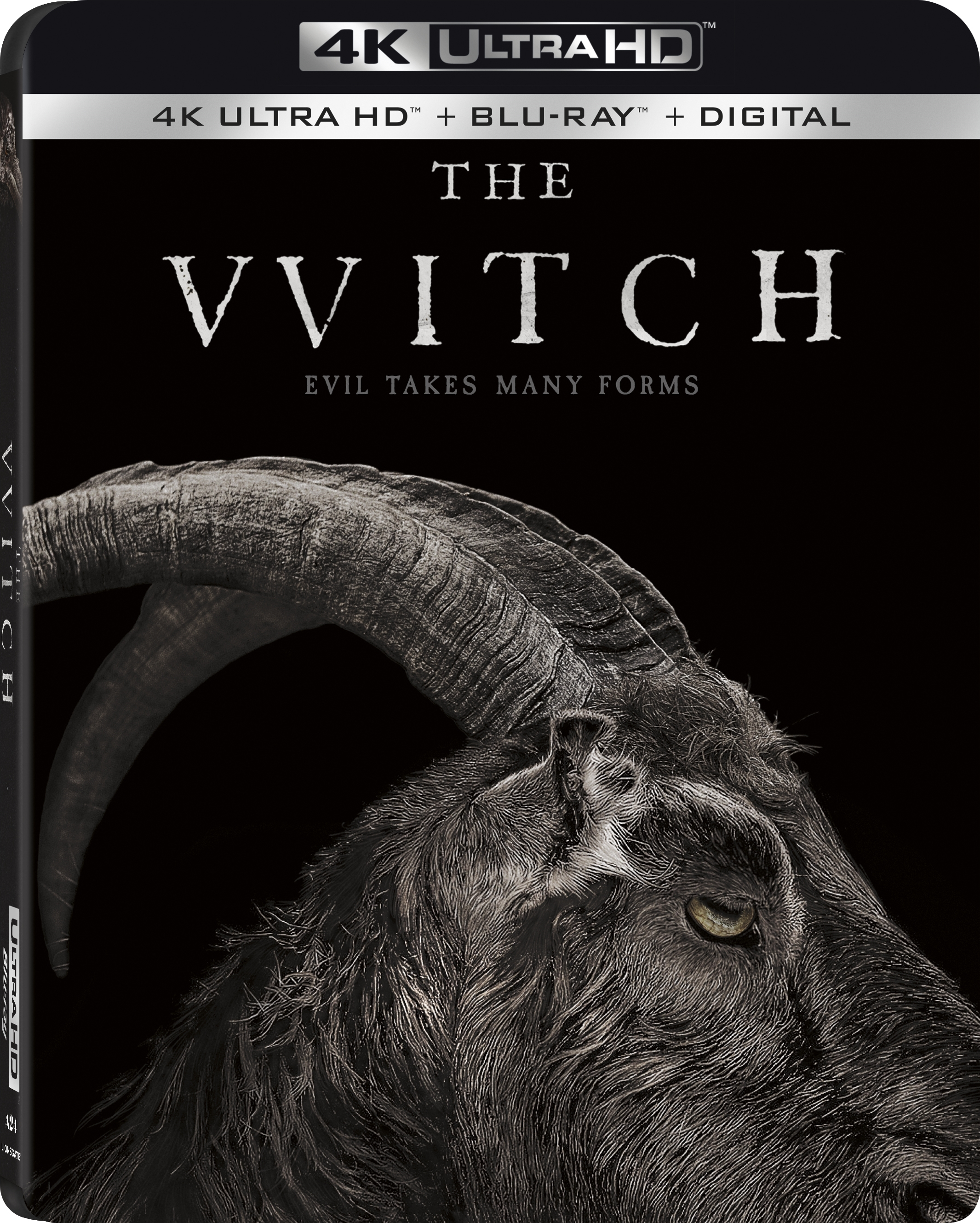 The Witch (4K Ultra HD Blu-ray)(Pre-order / Apr 23)