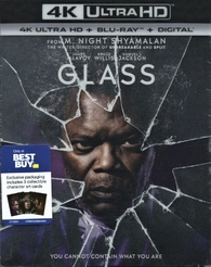 Glass 4K (Blu-ray) Temporary cover art