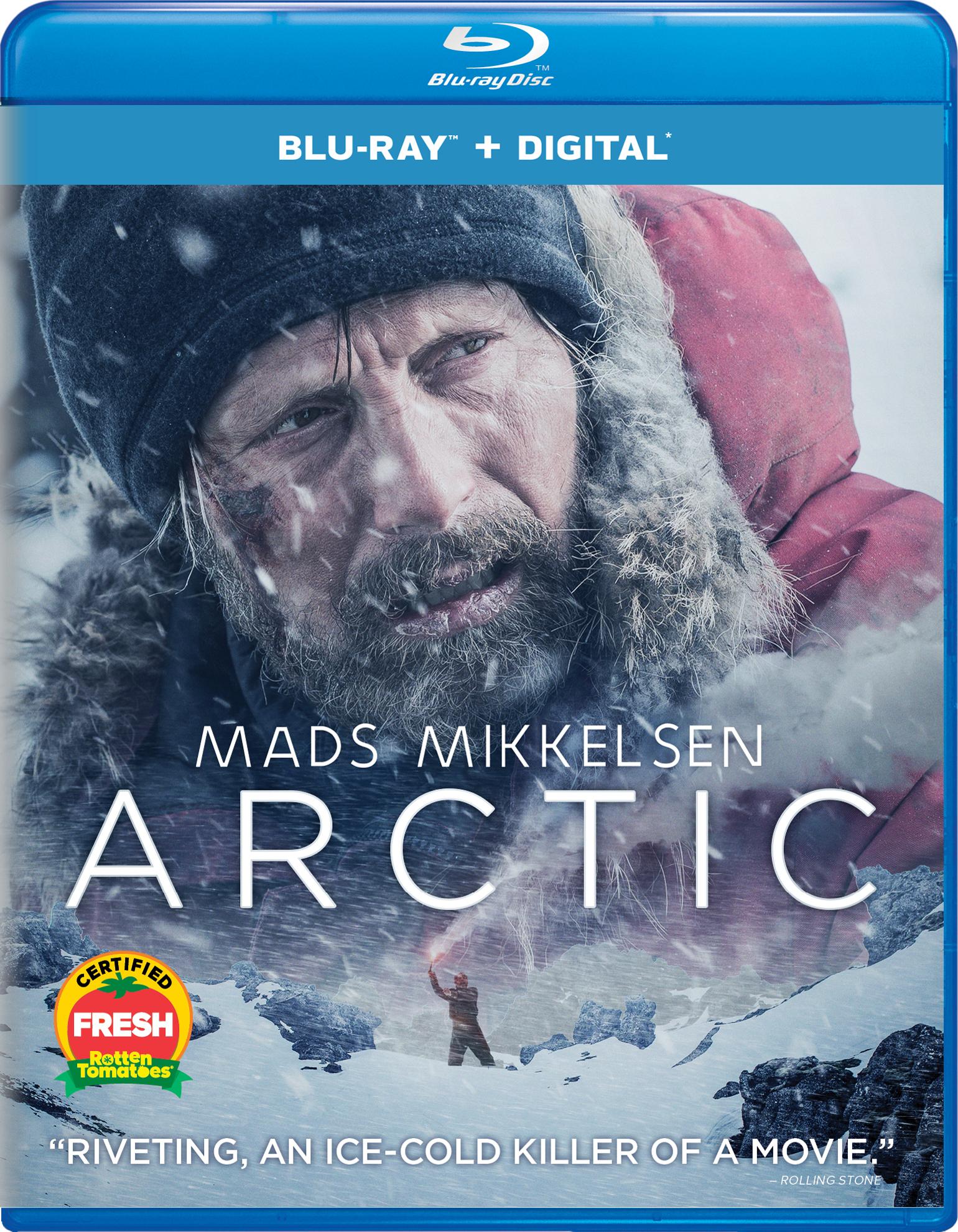 Arctic (Blu-ray)(Region A)