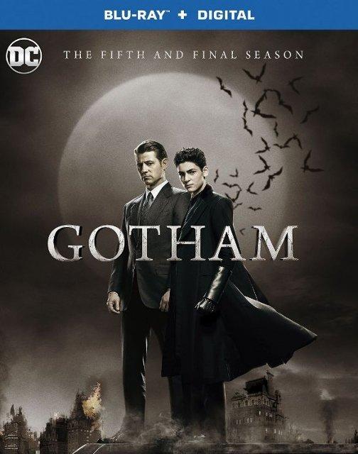 Gotham: The Complete Fifth and Final Season (Blu-ray)(Region Free)(Pre-order / Jun 11)