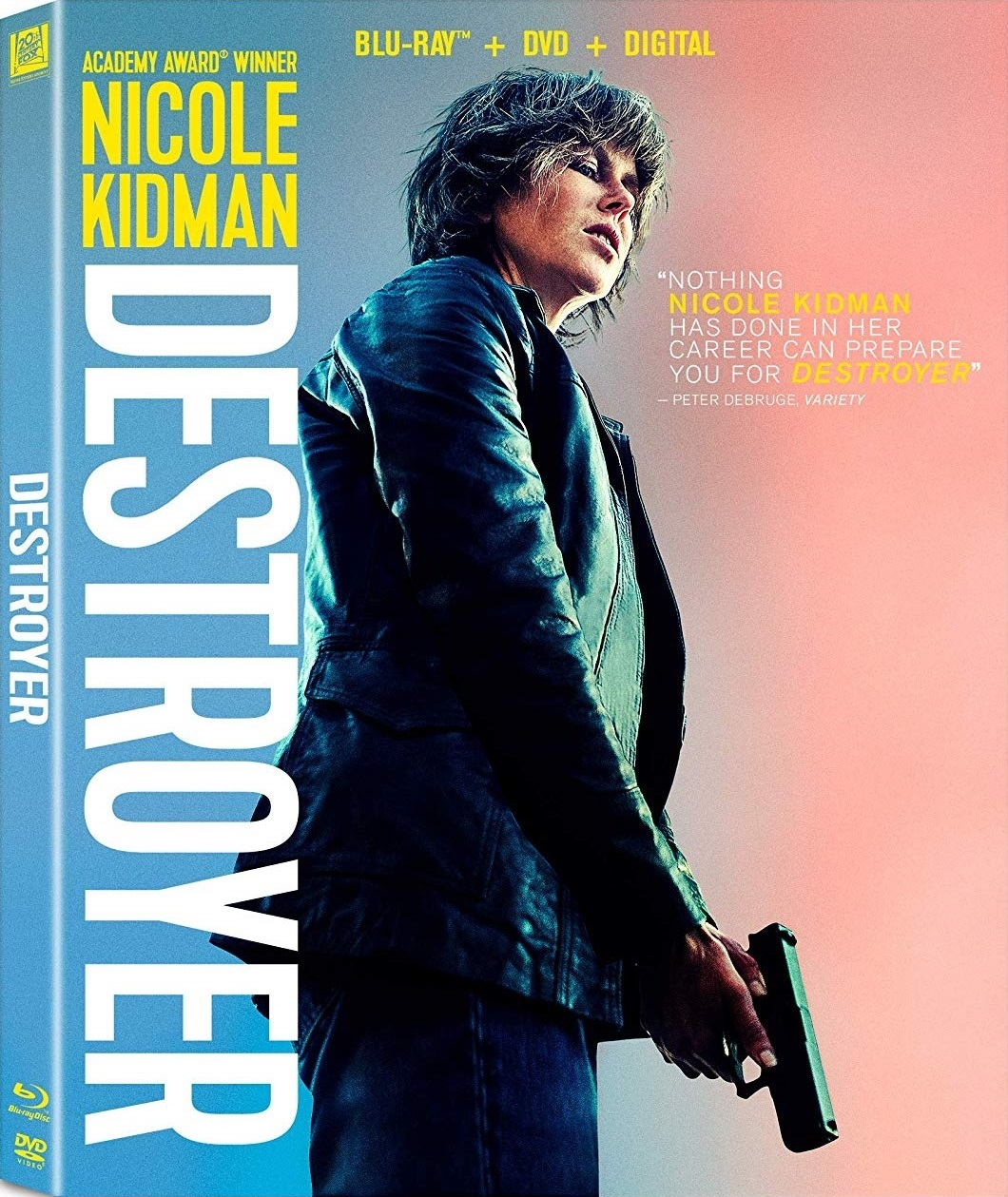 Destroyer (Blu-ray)(Region A)