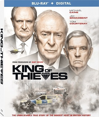 King of Thieves (Blu-ray)(Region A)