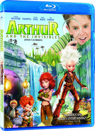 Arthur And The Invisibles Blu Ray Release Date June 21 2011 Arthur Et Les Minimoys Canada
