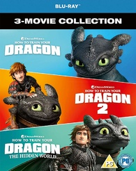 how to train your dragon blu ray collection