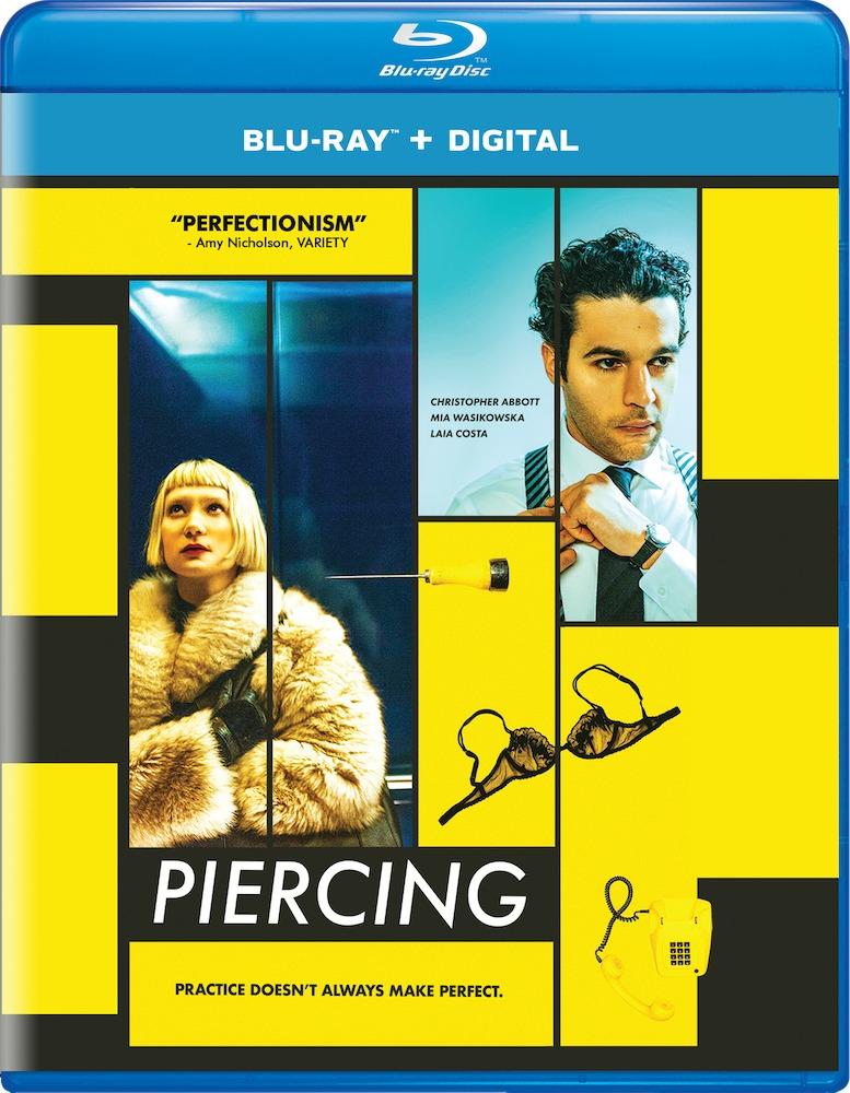 Piercing (Blu-ray)(Region A)(Pre-order / Mar 12)