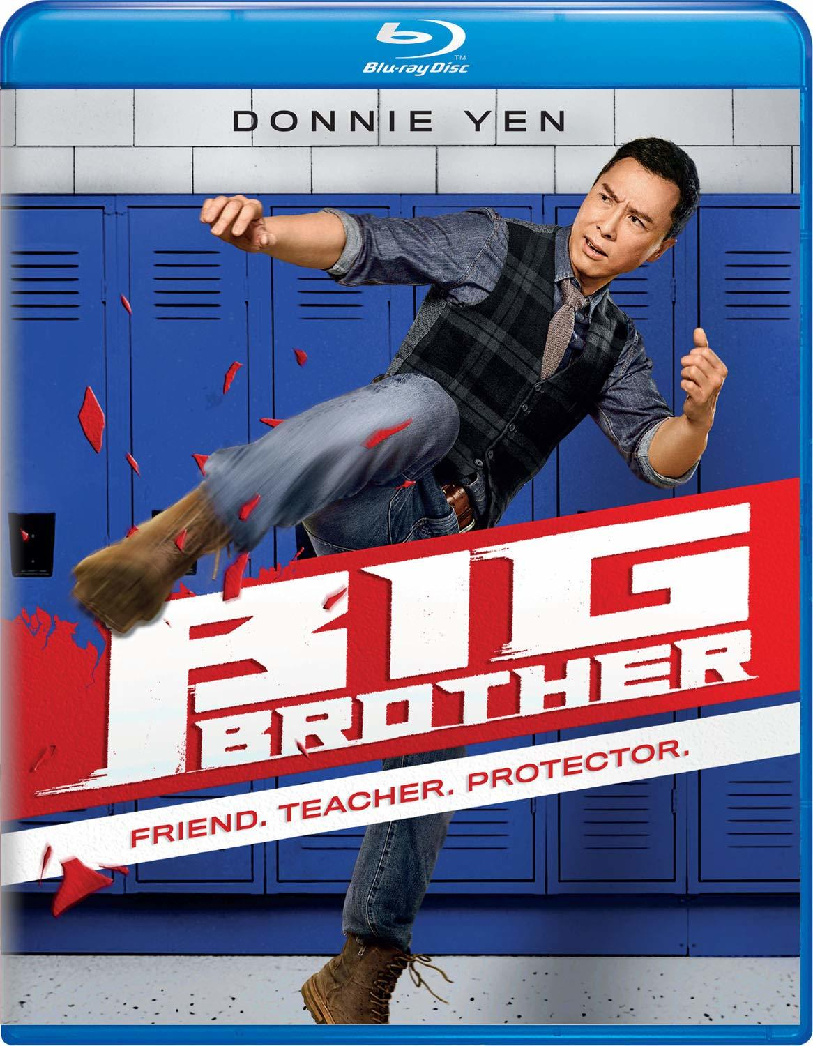Big Brother (Blu-ray)(Region Free)(Pre-order / May 21)