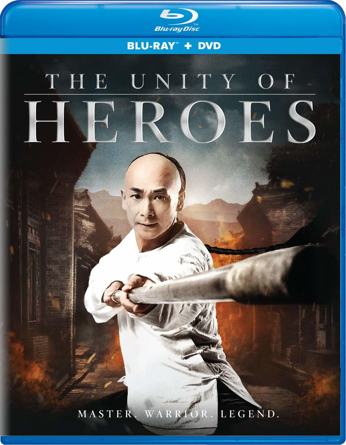 The Unity of Heroes (Blu-ray)(Region Free)