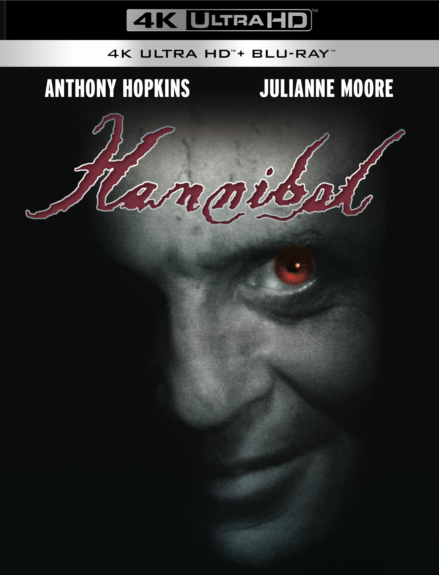 Hannibal (4K Ultra HD Blu-ray)(Pre-order / Apr 30)