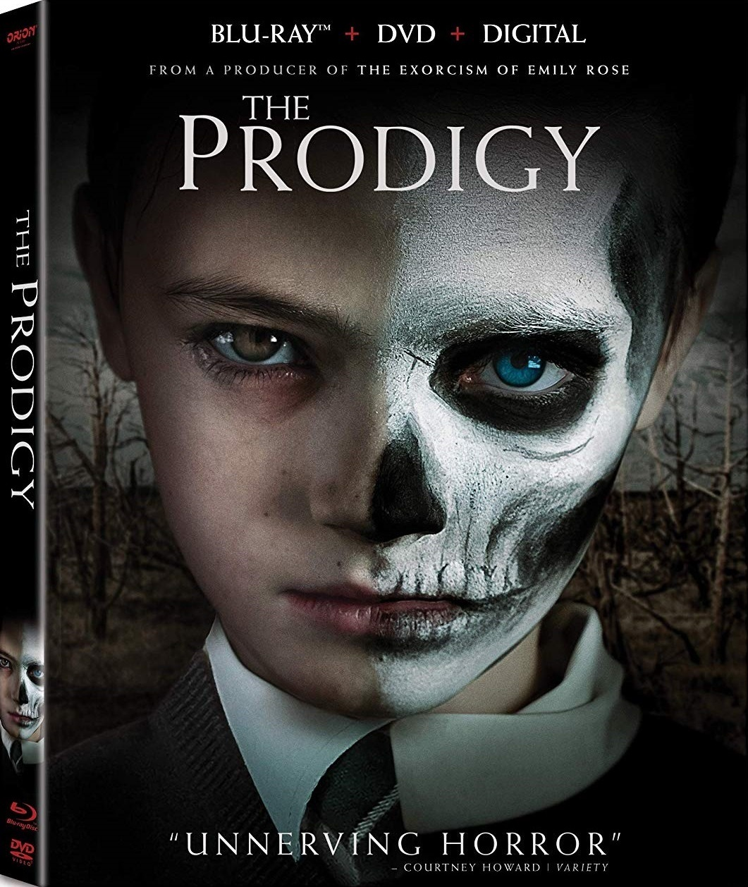 The Prodigy (Blu-ray)(Region A)(Pre-order / May 7)