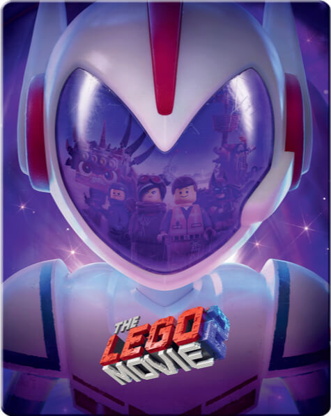 The LEGO Movie 2: The Second Part (SteelBook)(Blu-ray)(Region Free)