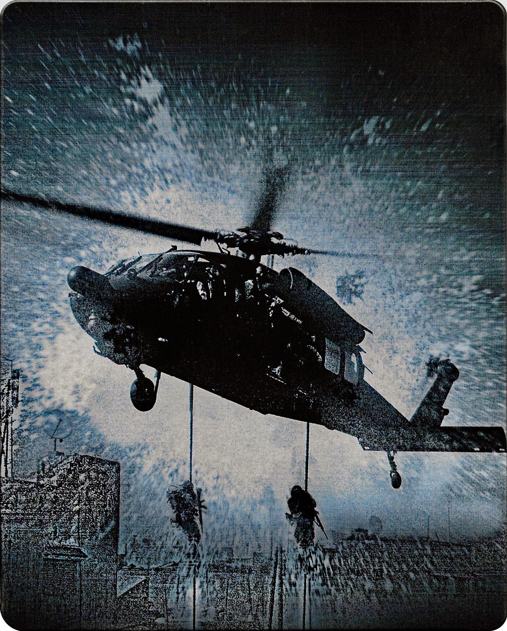 Black Hawk Down (SteelBook)(4K Ultra HD Blu-ray)(Pre-order / May 7)