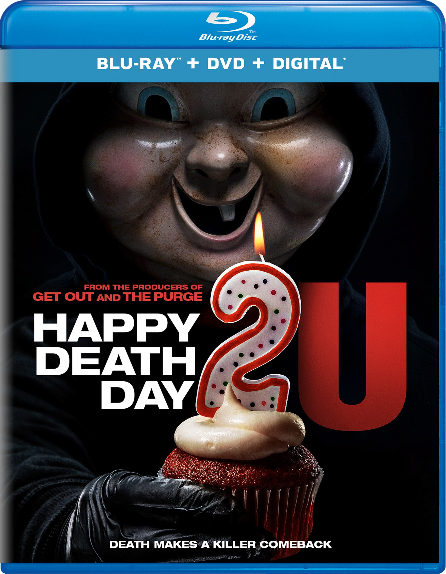 Happy Death Day 2U (Blu-ray)(Region Free)