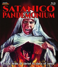 Satanico Pandemonium (Blu-ray)