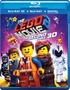 The LEGO Movie 2: The Second Part 3D (Blu-ray)