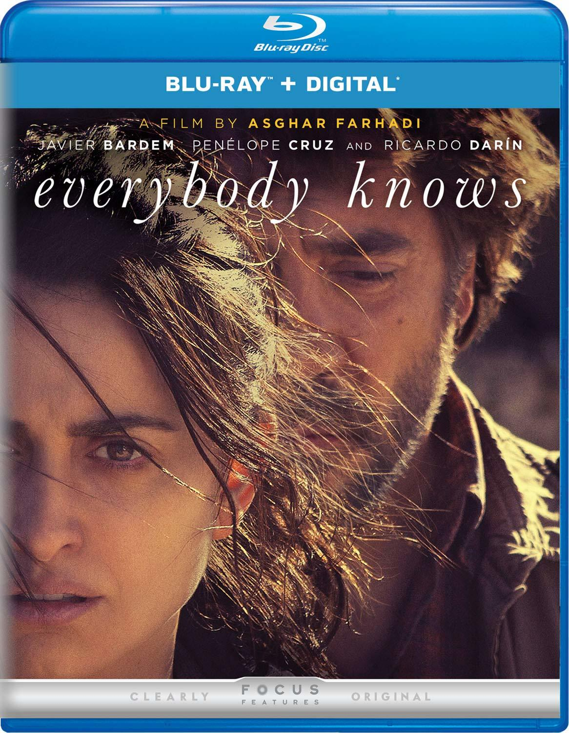 Everybody Knows (Blu-ray)(Region Free)(Pre-order / May 7)