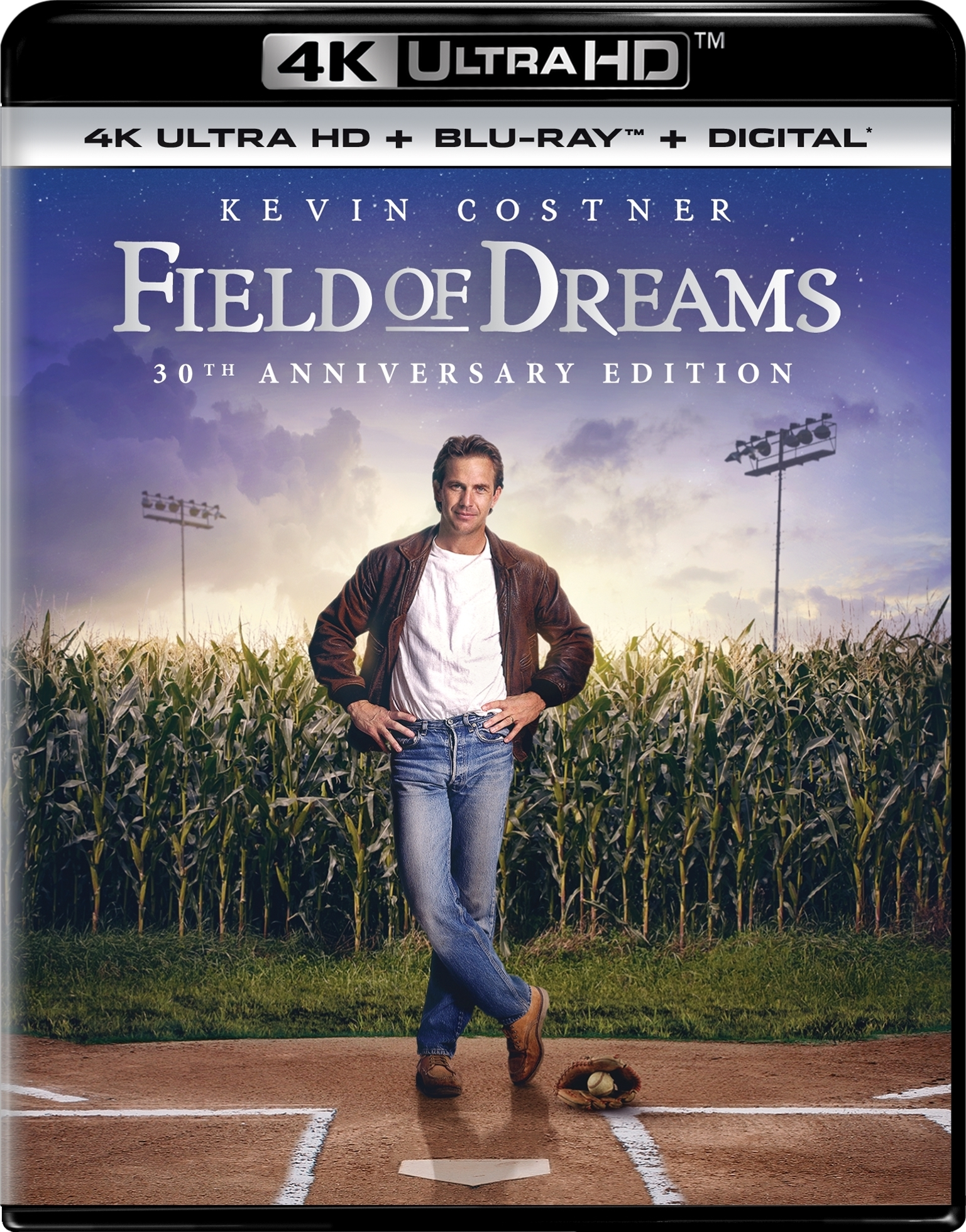 Field of Dreams (30th Anniversary Edition)(4K Ultra HD Blu-ray)(Pre-order / May 14)