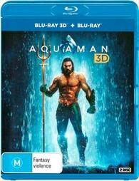 Aquaman 3D Blu-ray Release Date April 17, 2019 (Blu-ray 3D +