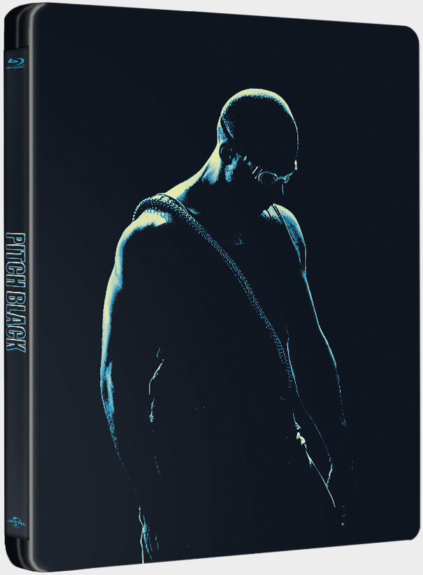Pitch Black (SteelBook)(Blu-ray)(Region Free)