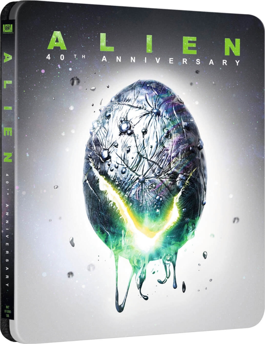 Alien (40th Anniversary Edition)(SteelBook)(4K Ultra HD Blu-ray)(Pre-order / Apr 23)