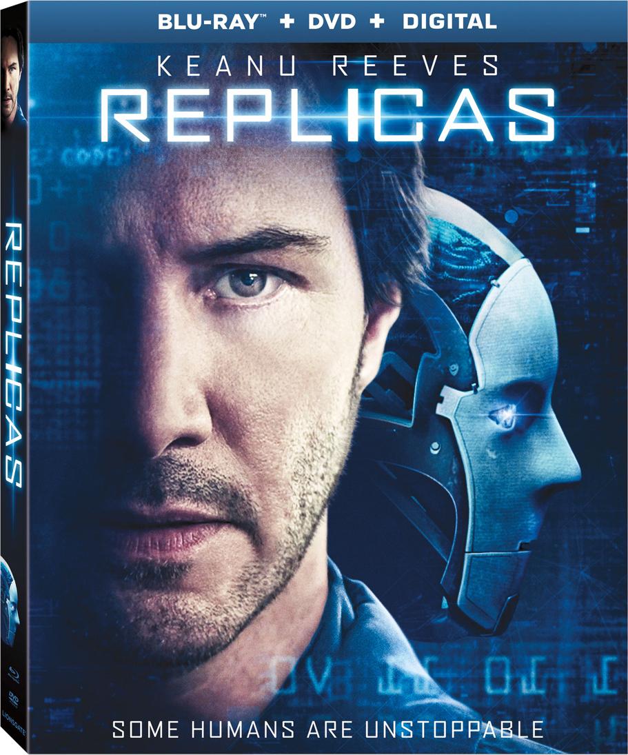 Replicas (Blu-ray)(Region A)