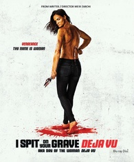 I Spit on Your Grave: Deja Vu (Blu-ray) Temporary cover art