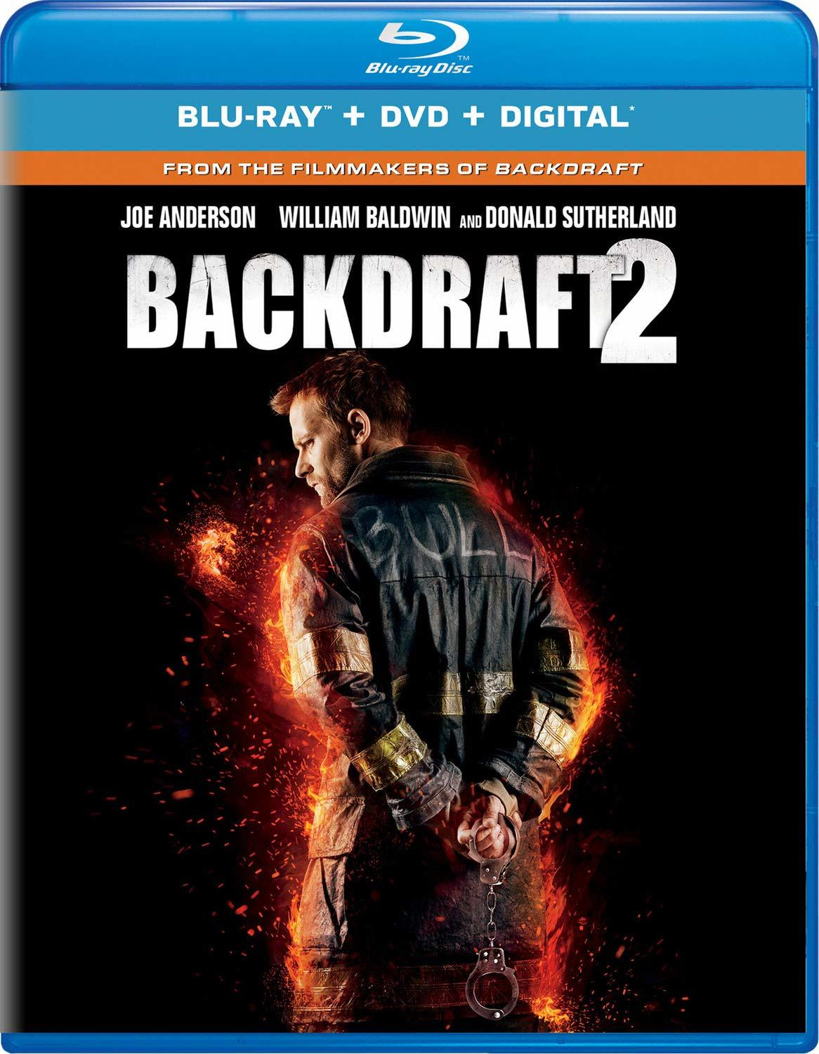 Backdraft 2 (Blu-ray)(Region Free)