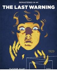 The Last Warning (Blu-ray)