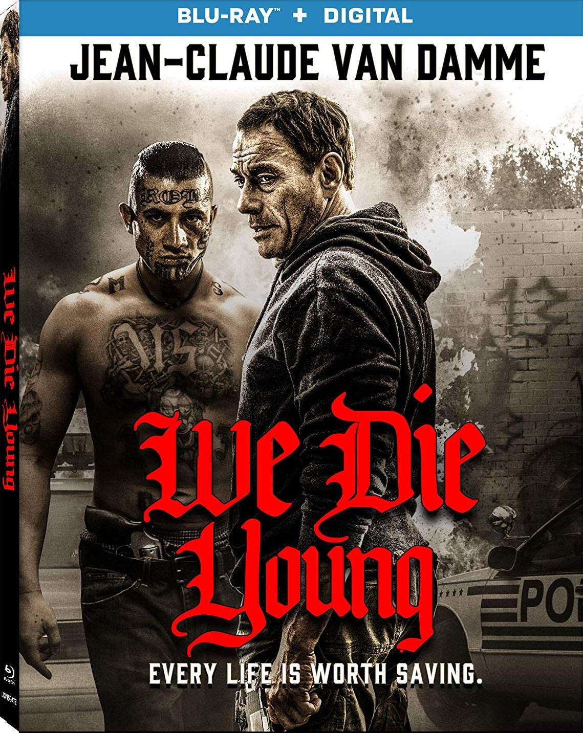 We Die Young (Blu-ray)(Region A)