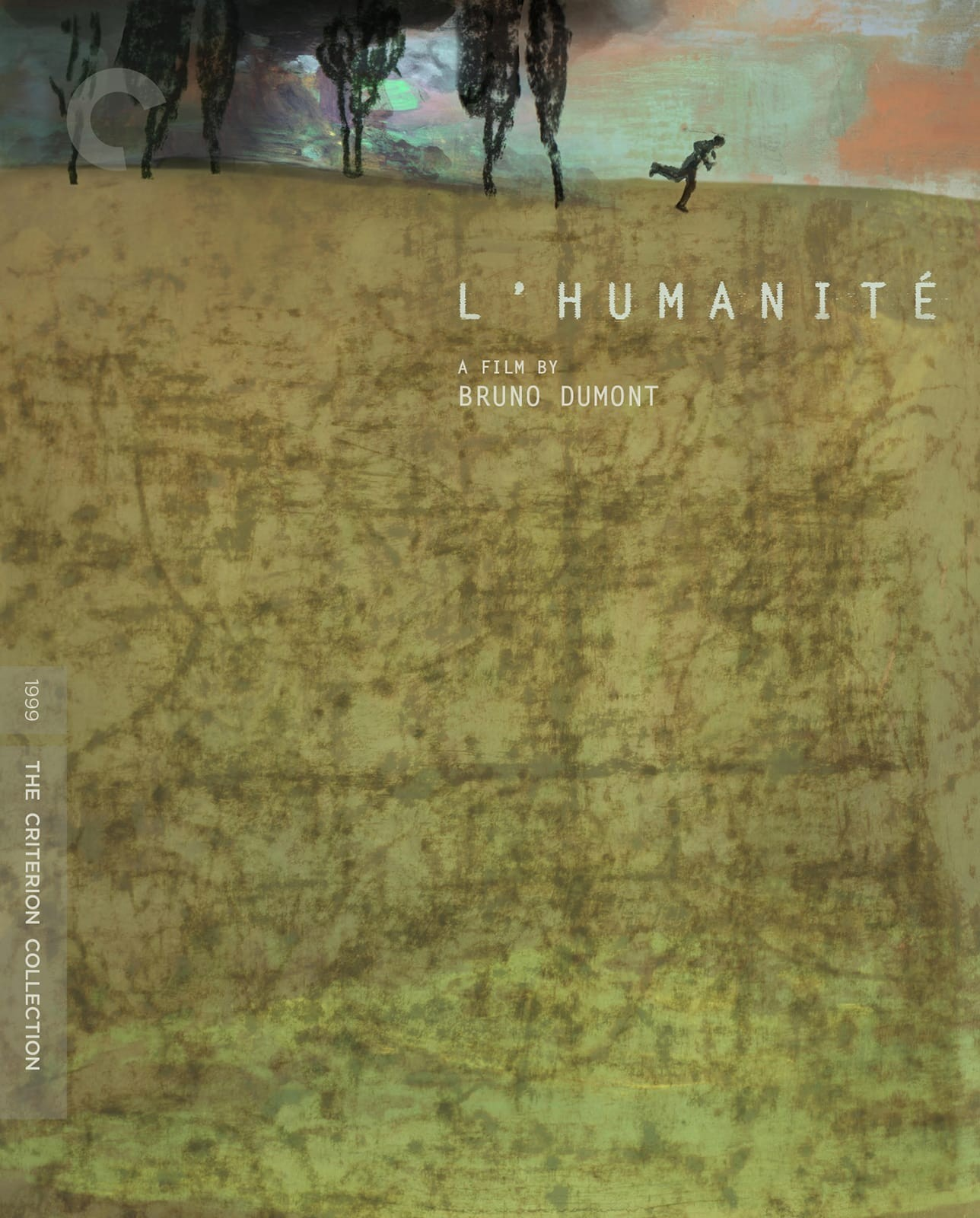 L'humanité (The Criterion Collection)(Blu-ray)(Region A)(Pre-order / Jun 18)