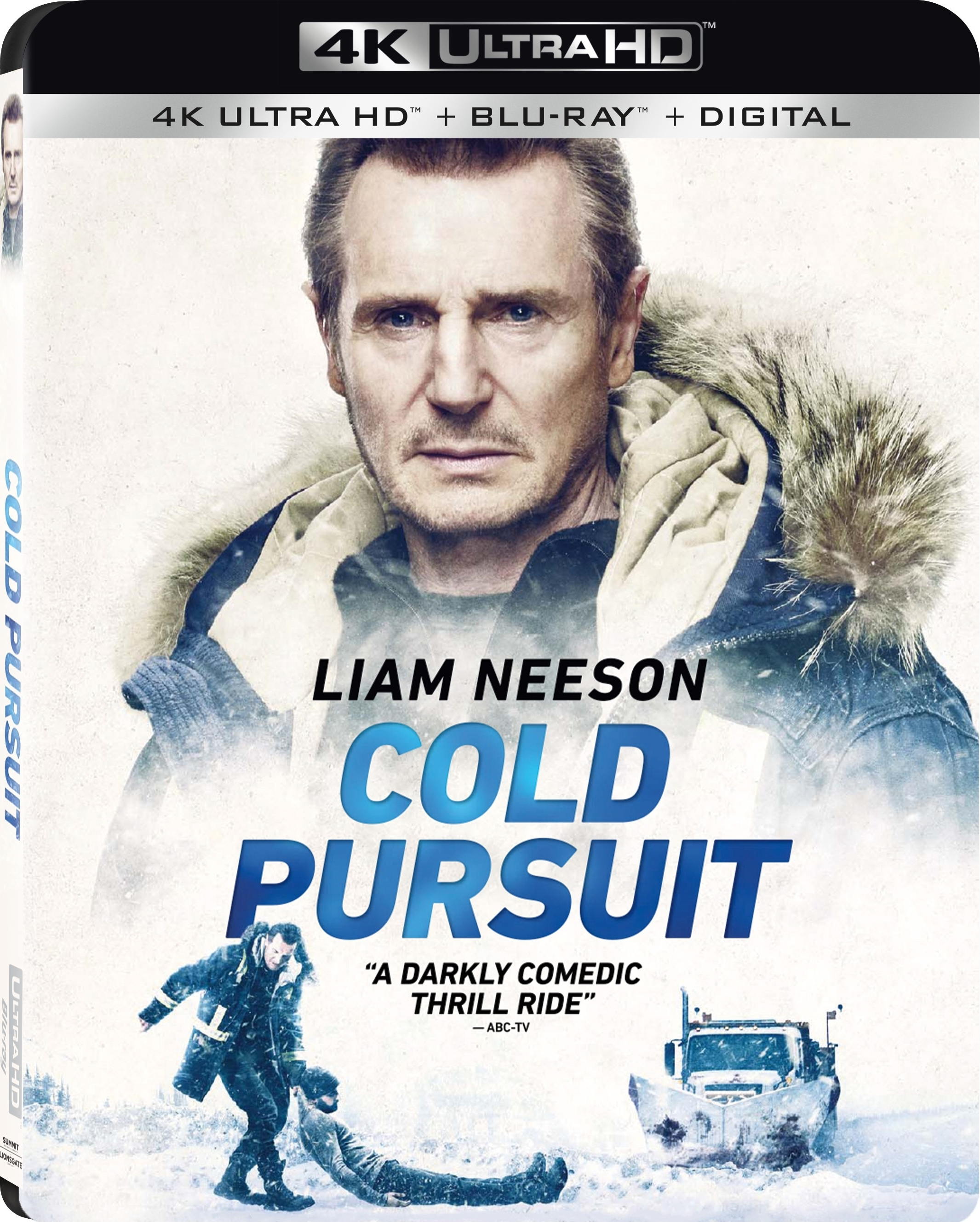 Cold Pursuit (4K Ultra HD Blu-ray)(Pre-order / May 14)