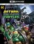 Batman vs. Teenage Mutant Ninja Turtles 4K (Blu-ray)