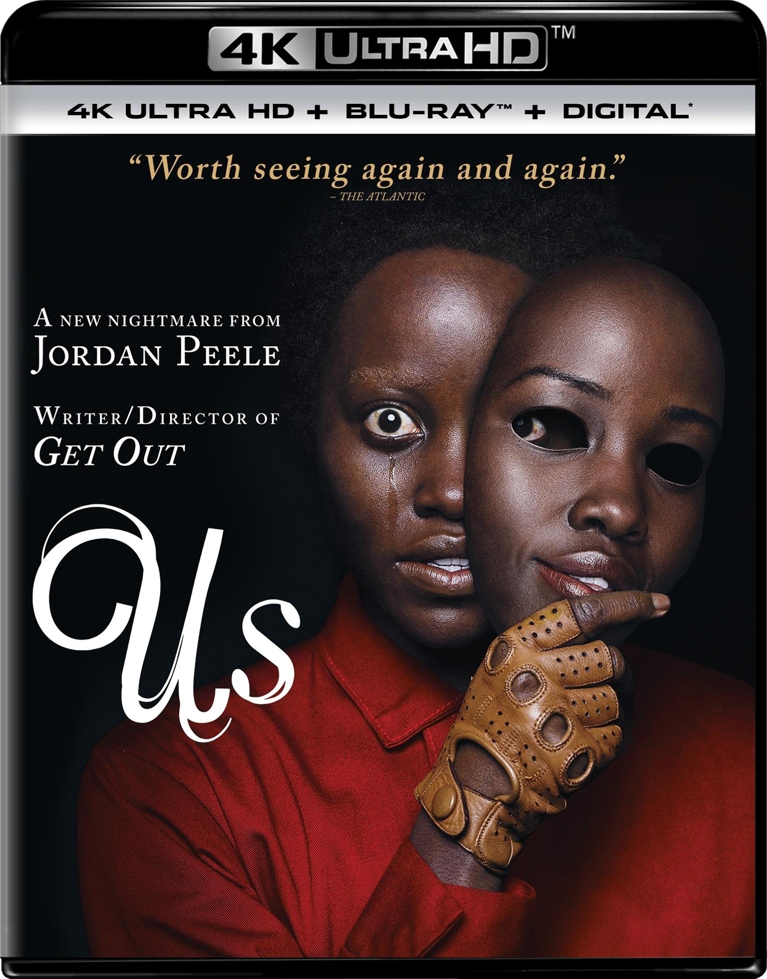 Us (4K Ultra HD Blu-ray)(Pre-order / Jun 18)