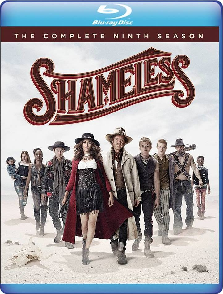 Shameless: The Complete Ninth Season (Blu-ray)(Region Free)