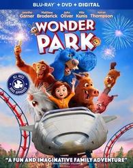 Wonder Park (Blu-ray) Temporary cover art