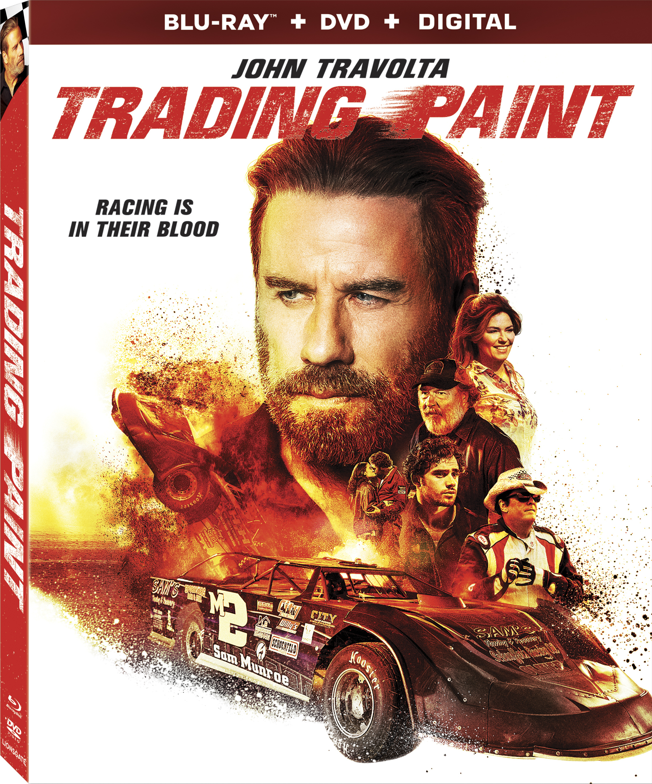 Trading Paint (Blu-ray)(Region A)