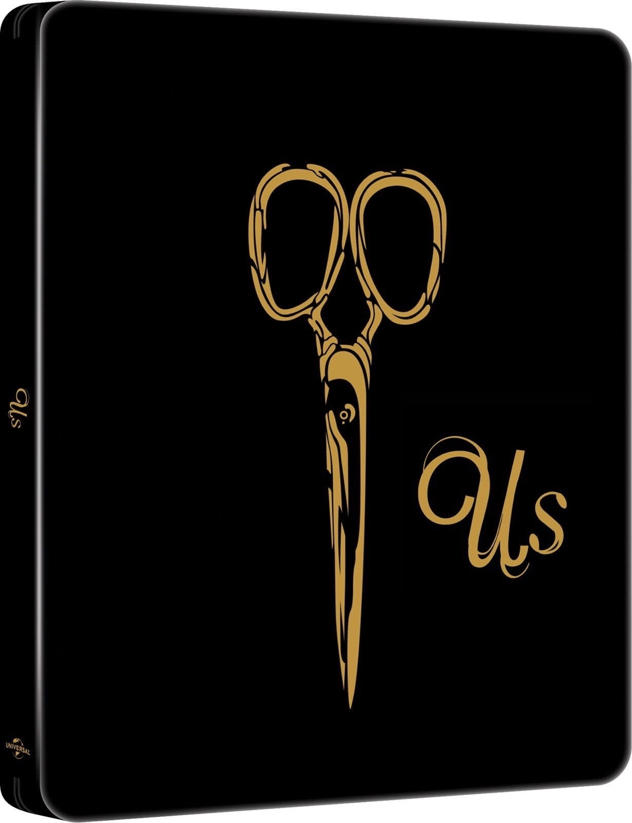 Us (SteelBook)(4K Ultra HD Blu-ray)(Pre-order / Jun 18)