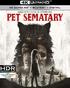 Pet Sematary 4K (Blu-ray)