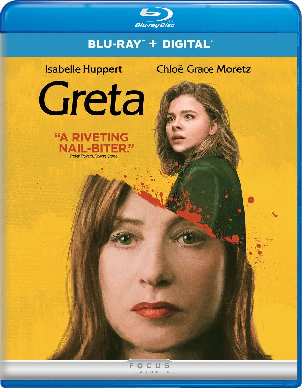 Greta (Blu-ray)(Region Free)(Pre-order / May 28)