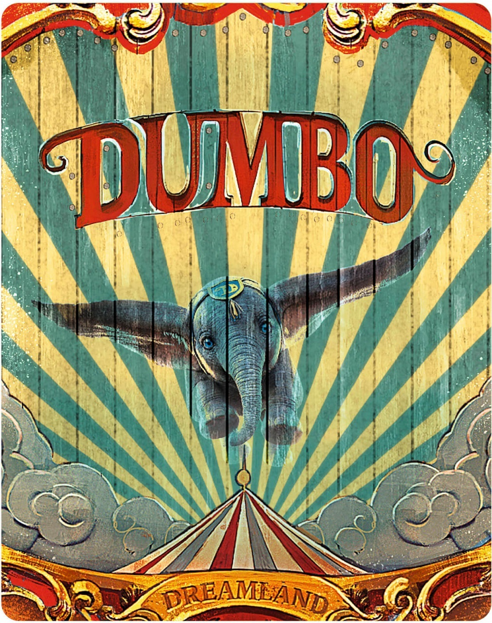 Dumbo (Live Action)(SteelBook)(4K Ultra HD Blu-ray)(Pre-order / TBA)