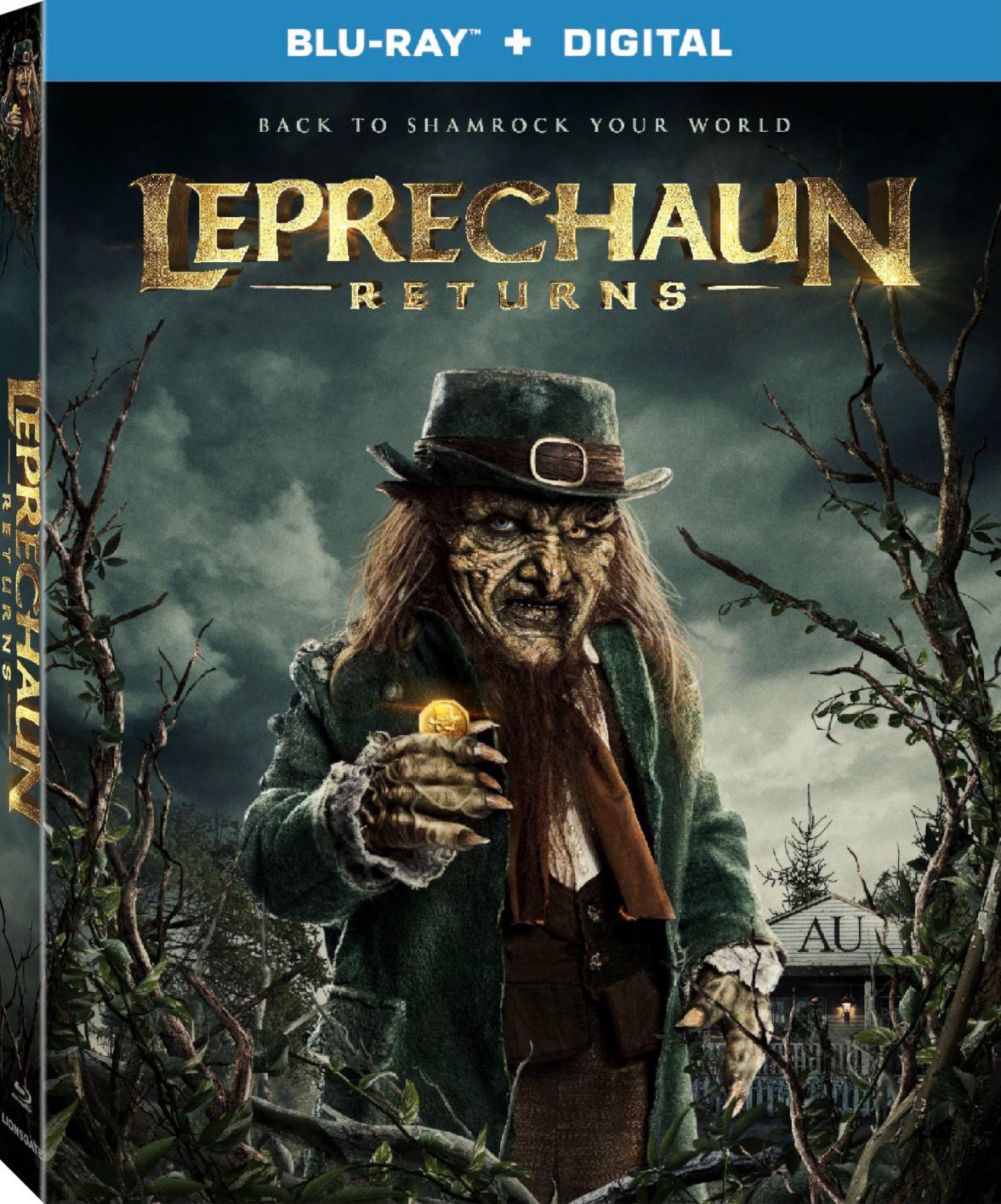 Leprechaun Returns (Blu-ray)(Region A)(Pre-order / Jun 11)