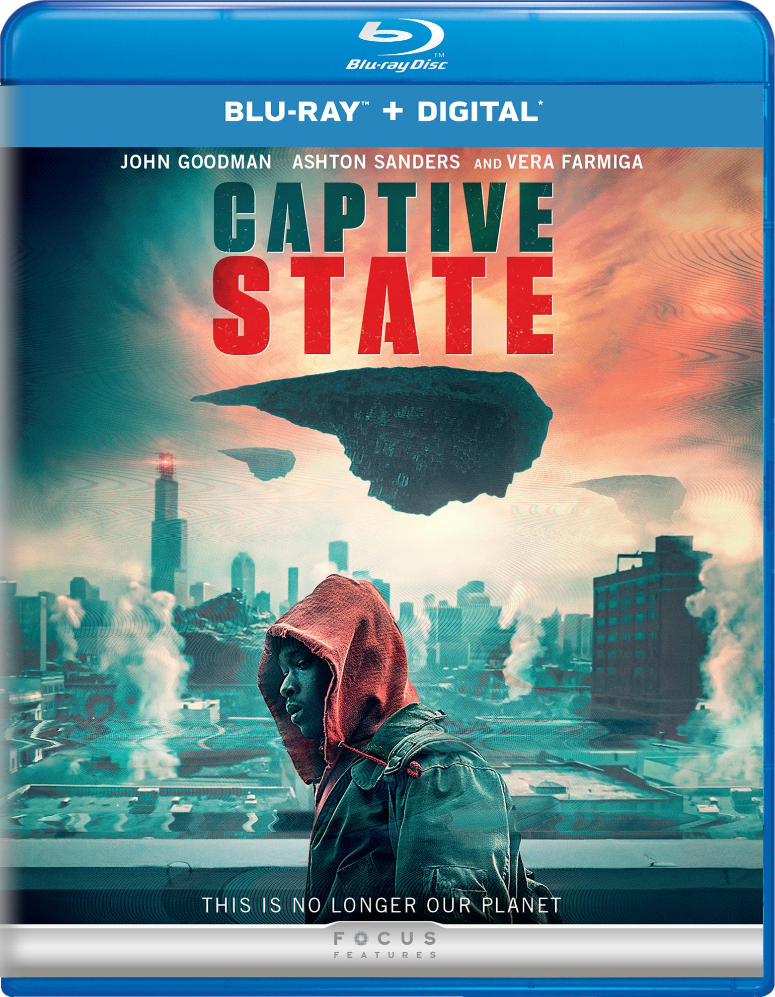 Captive State (Blu-ray)(Region Free)(Pre-order / Jun 11)