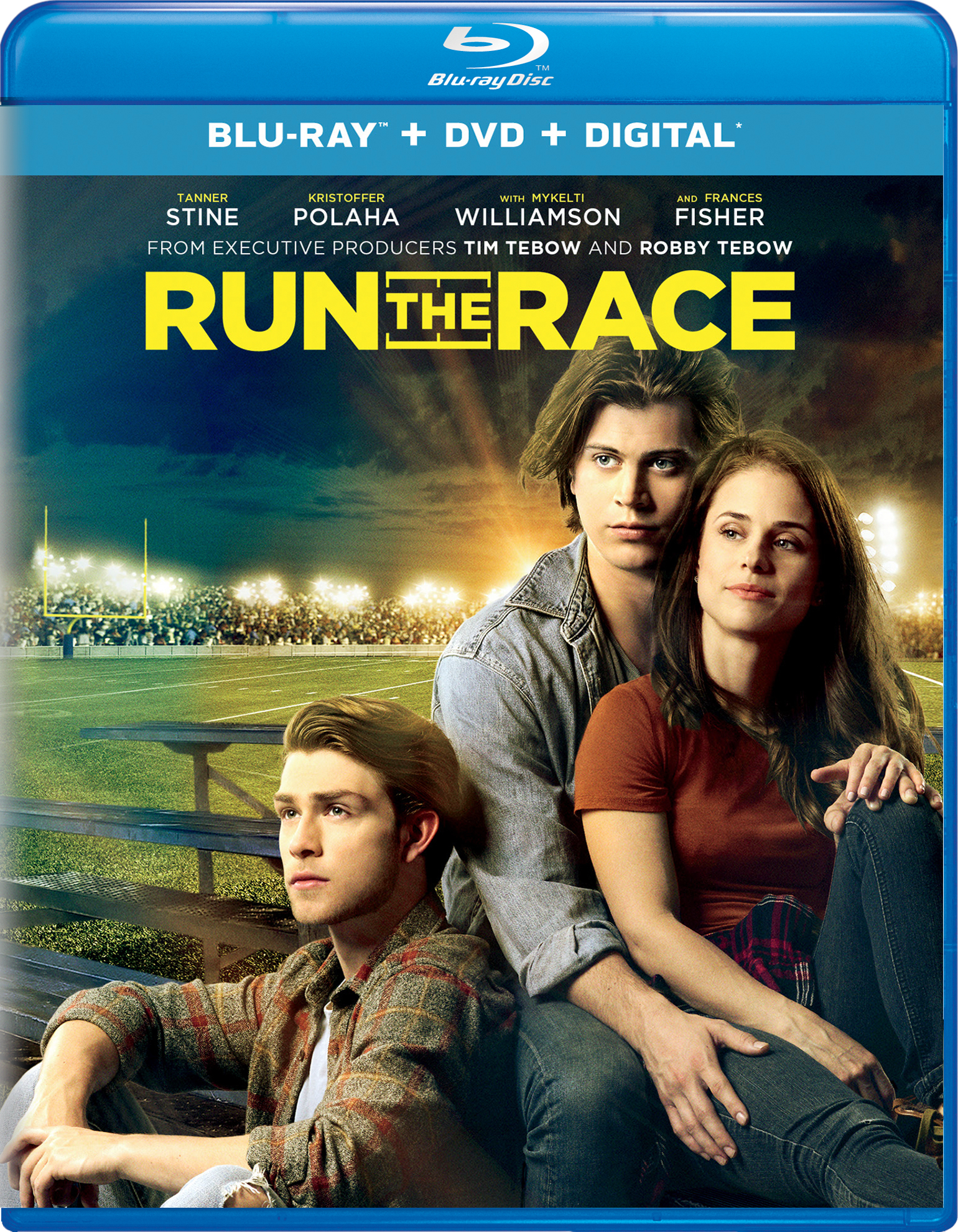 Run the Race (Blu-ray)(Region A)(Pre-order / Jun 18)