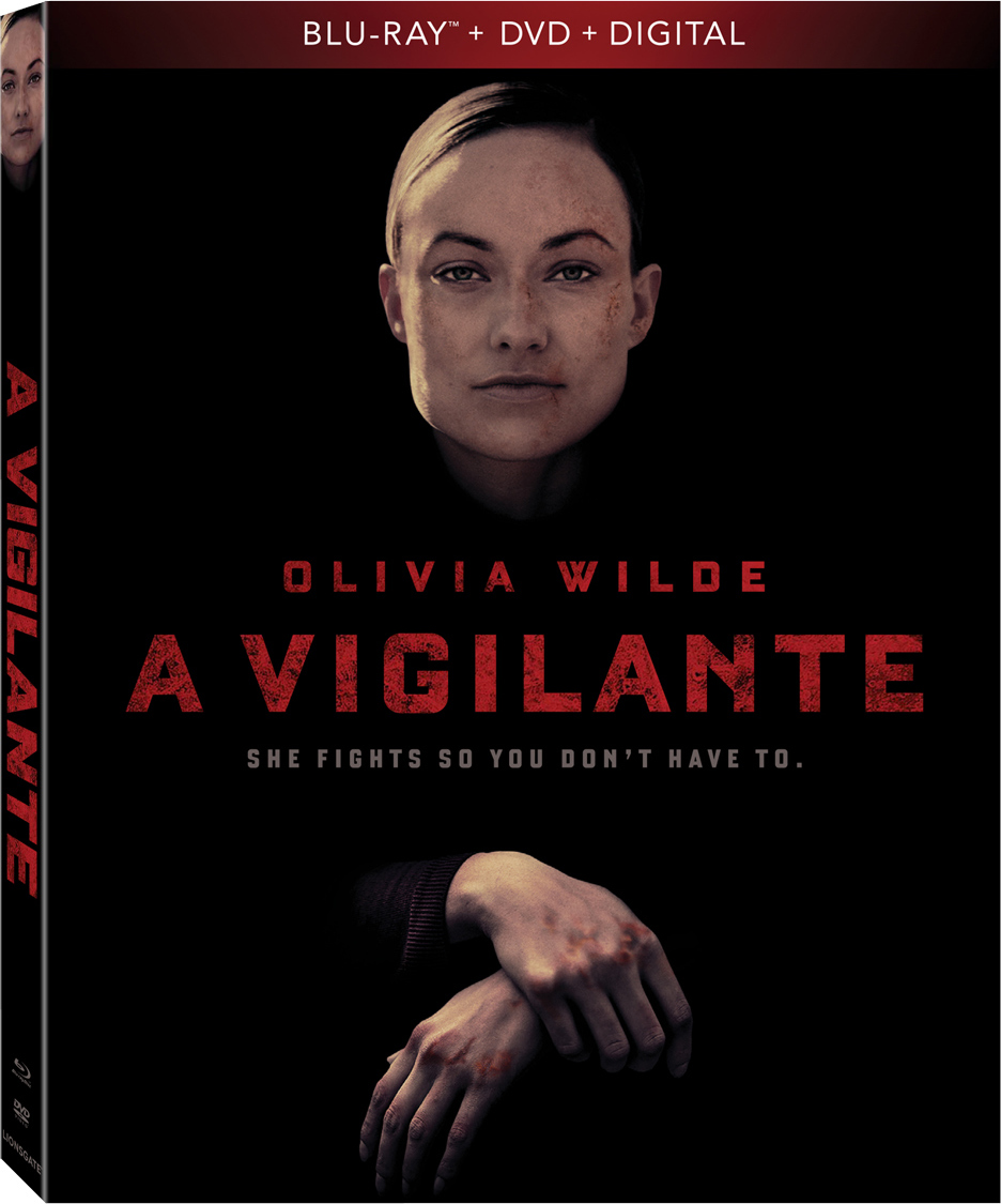 A Vigilante (Blu-ray)(Region A)
