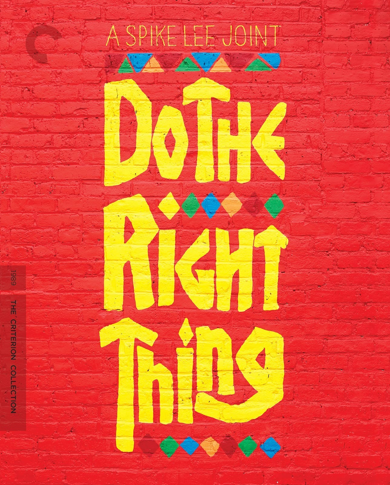 Do the Right Thing (The Criterion Collection)(Blu-ray)(Region A)(Pre-order / Jul 23)