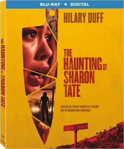 The Haunting of Sharon Tate (Blu-ray)(Region A)(Pre-order / Jun 4)