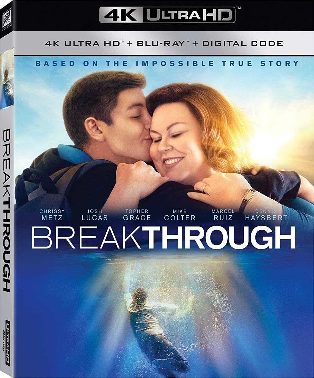 Breakthrough (4K Ultra HD Blu-ray)(Pre-order / TBA)