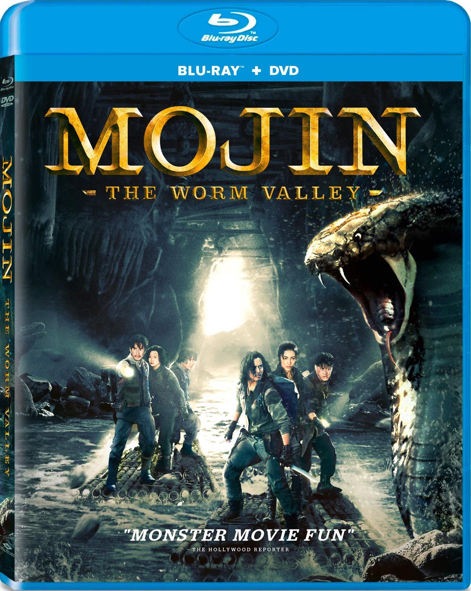 Mojin: The Worm Valley (Blu-ray)(Region Free)(Pre-order / Jul 9)