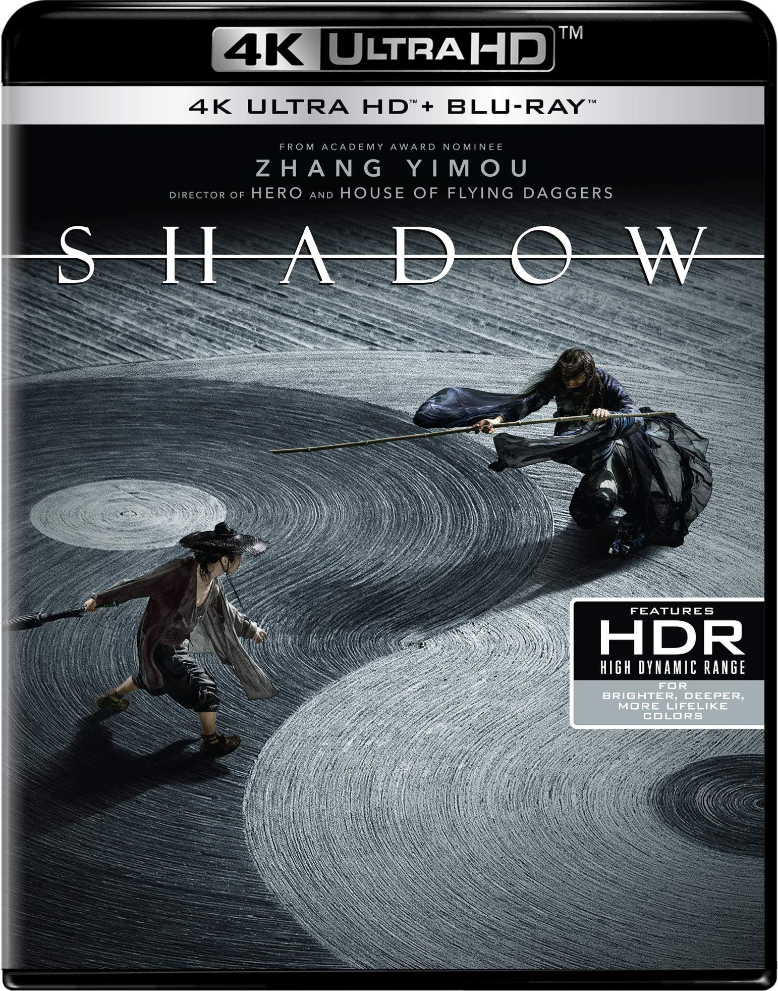 Shadow (4K Ultra HD Blu-ray)(Pre-order / Aug 13)